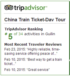 China Train Tickets on TripAdvisor