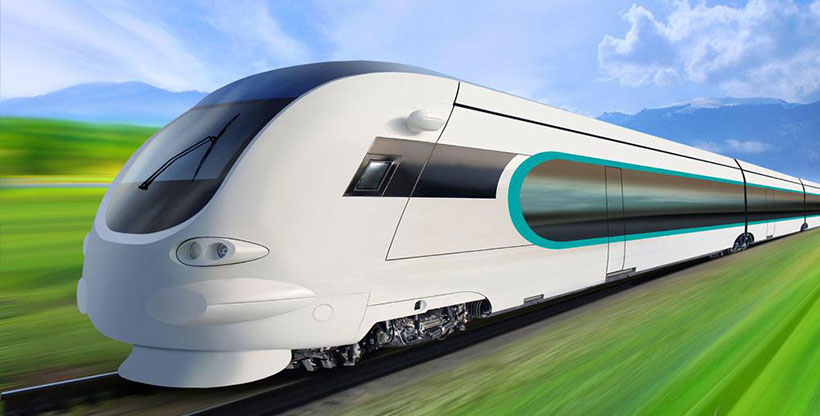 Permanent Magnetic High Speed Railway/Trains